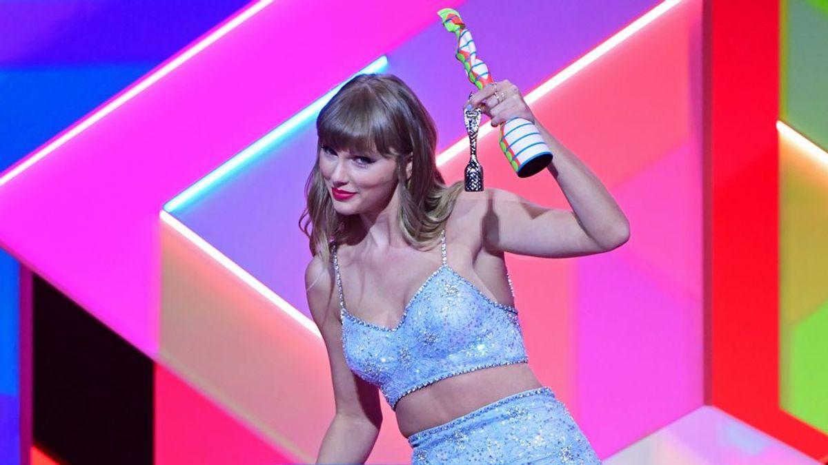Taylor Swift y Little Mix hicieron historia en los BRIT Awards 2021