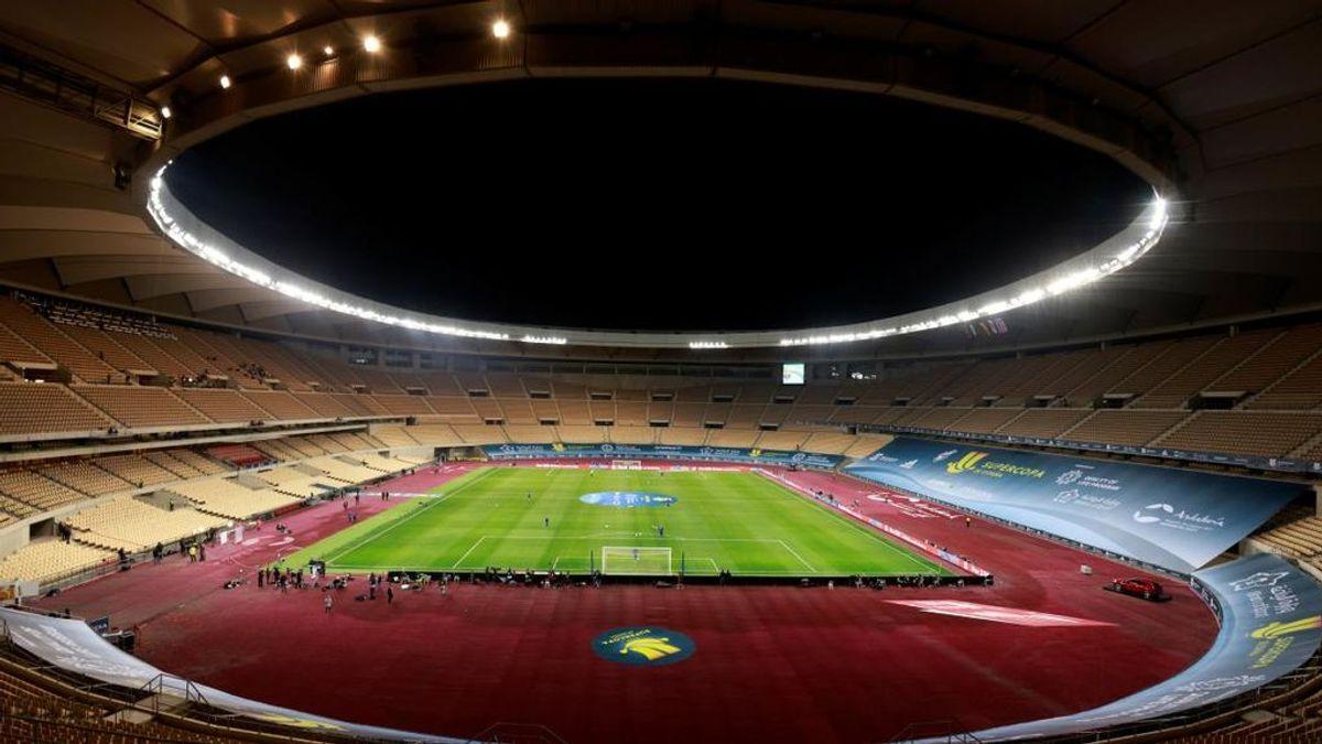 La Cartuja acogerá a 16.000 aficionados durante la Eurocopa