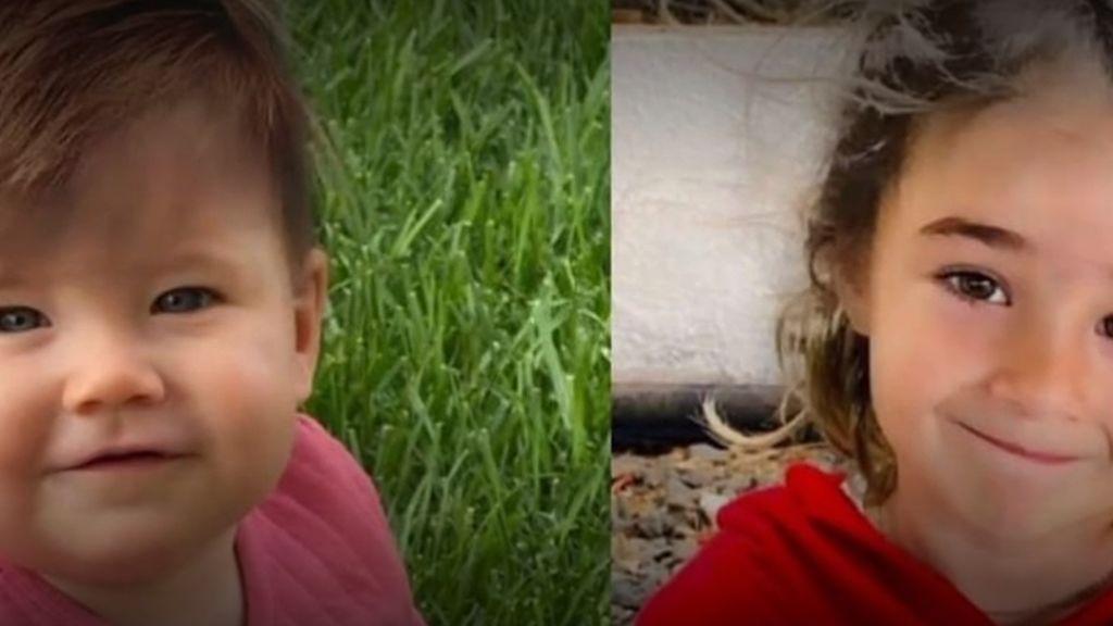 Nuevas imágenes retocadas de las niñas de Tenerife por si su padre las cambia el look
