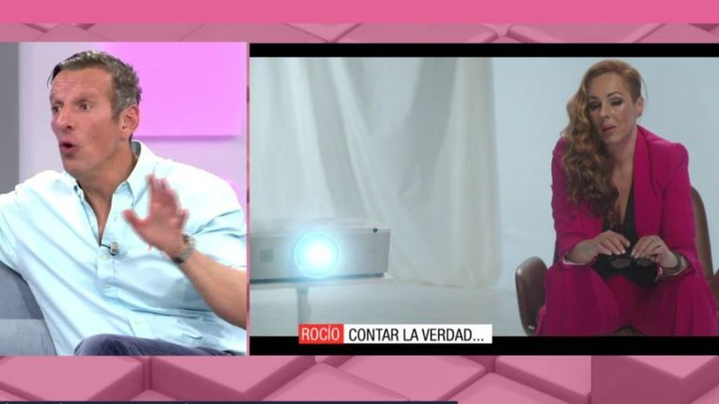 Joaquín Prat, reflexión tras ver la reacción de Rocío Carrasco en el juzgado