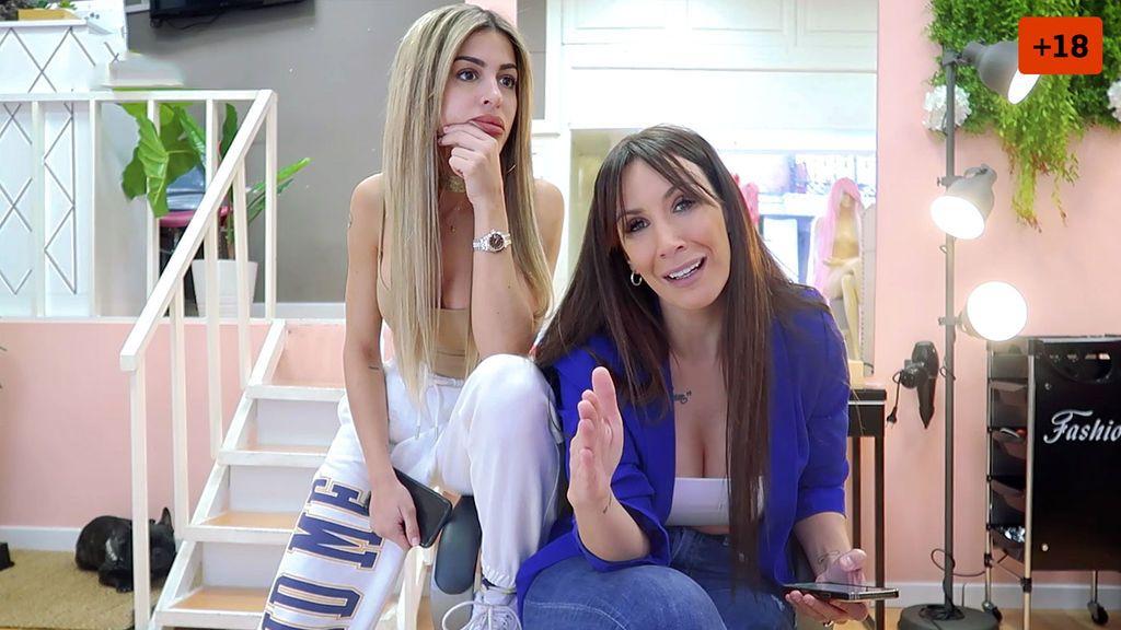 Fani anuncia su nuevo proyecto fuera de la televisión y opina con Oriana de los retoques de las famosas (1/2)