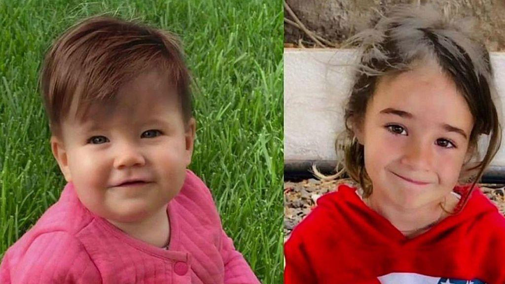 Beatriz difunde una fotografía de las pequeñas Ana y Olivia con otro color de pelo