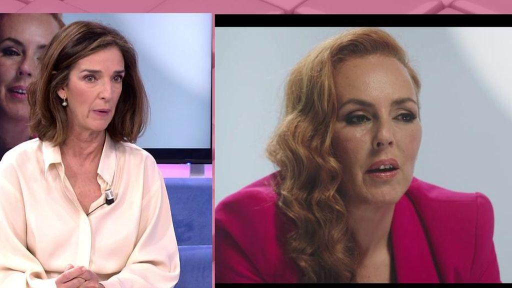 """García Pelayo: """"Antonio David me contó que Rocío no había visto al niño"""""""