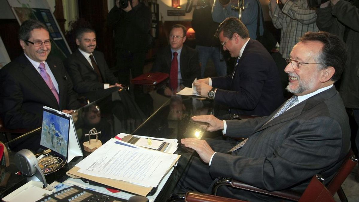 Detenidos el subdelegado del Gobierno en Valencia y ex teniente del Ayuntamiento, Alfonso Grau