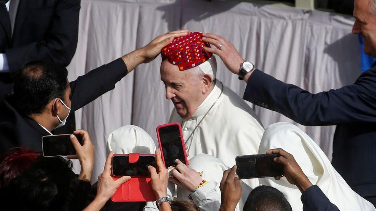 Las 'nuevas' audiencias del Papa Francisco con los fieles en tiempos de coronavirus