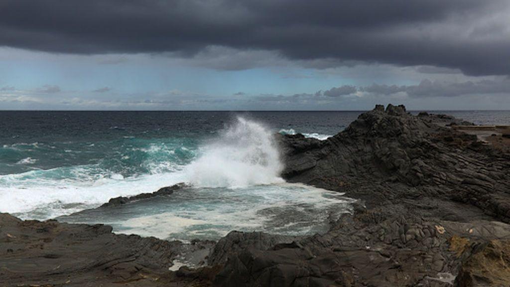 Se avecina un fuerte temporal de viento y oleaje a Canarias: las rachas podrán alcanzar los 100 km/hora