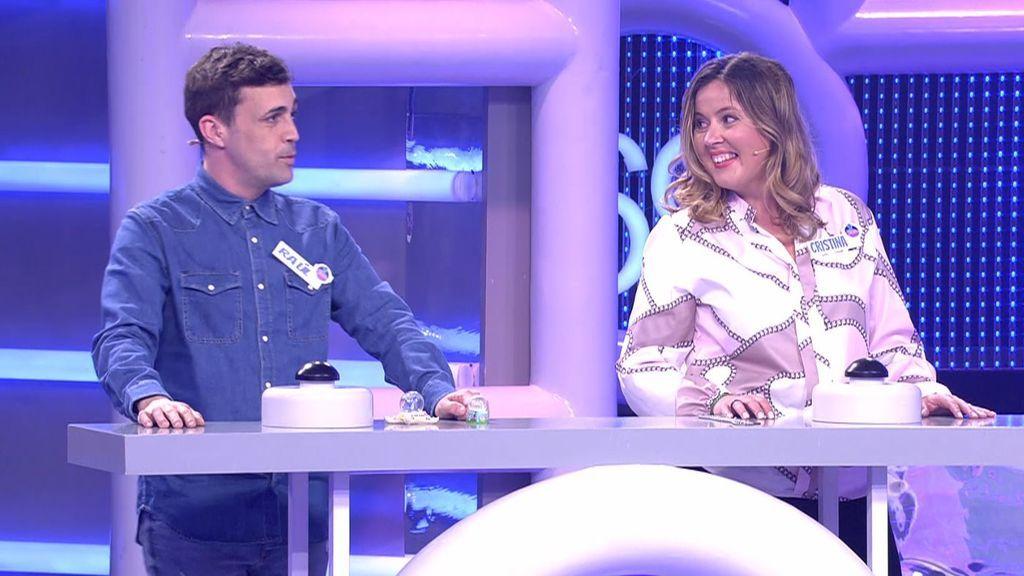 Raúl y Cristina El concurso del año Temporada 3 Programa 490