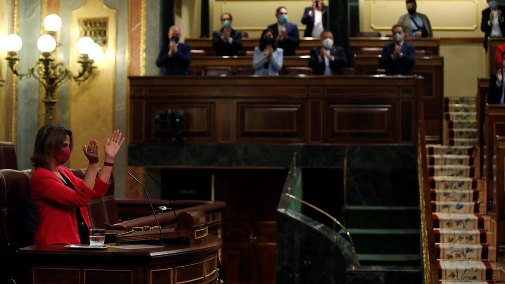 El Congreso aprueba la primera Ley de Cambio Climático en España