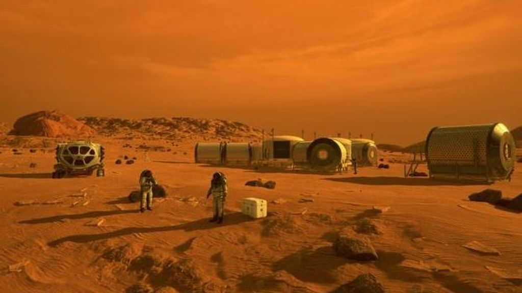 Los humanos podrán organizarse en Marte como lo hicieron en la remota Isla de Pascua