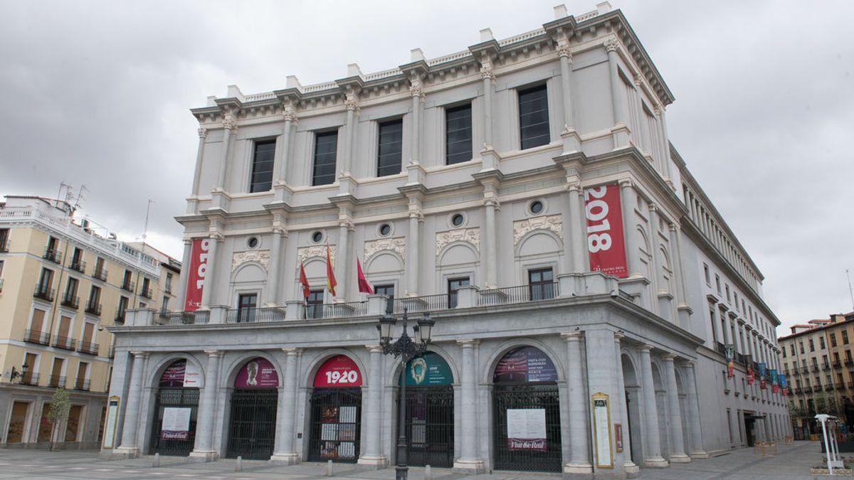 'Don Fernando, el Emplazado' vuelve al Teatro Real en el 150  aniversario de su estreno