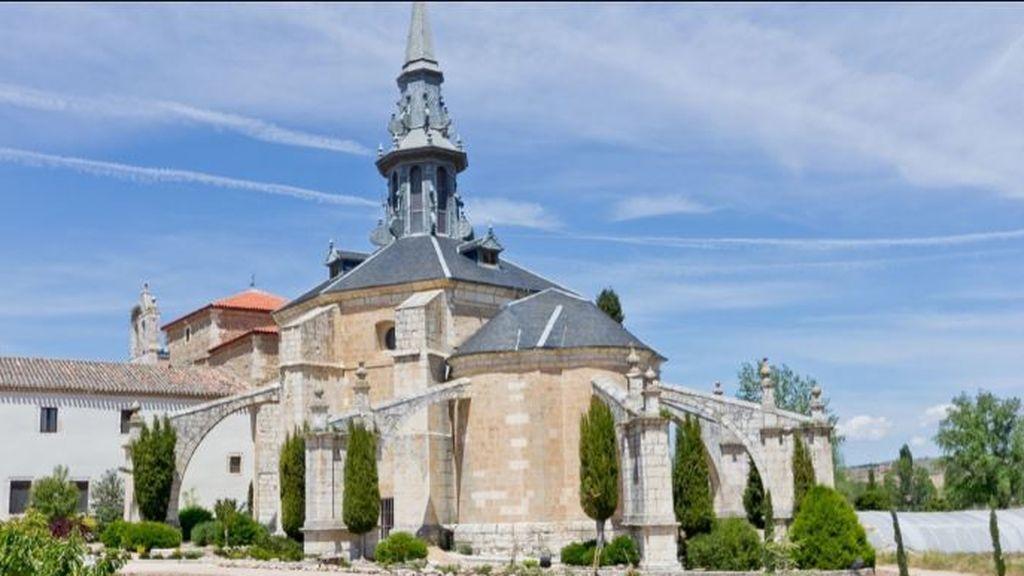 57 monjas de clausura, contagiadas en el convento burgalés de La Aguilera