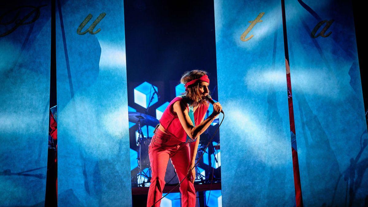 La puta ama: así ha sido el ensayo general de la nueva gira de Zahara en La Riviera