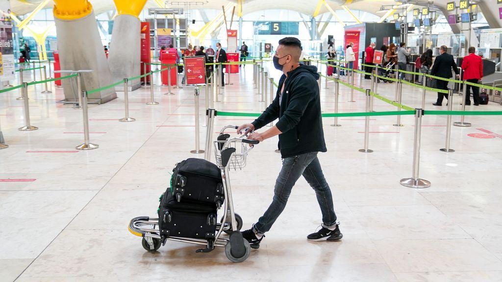Madrid suma 1.594 casos y los hospitalizados descienden a 1.516
