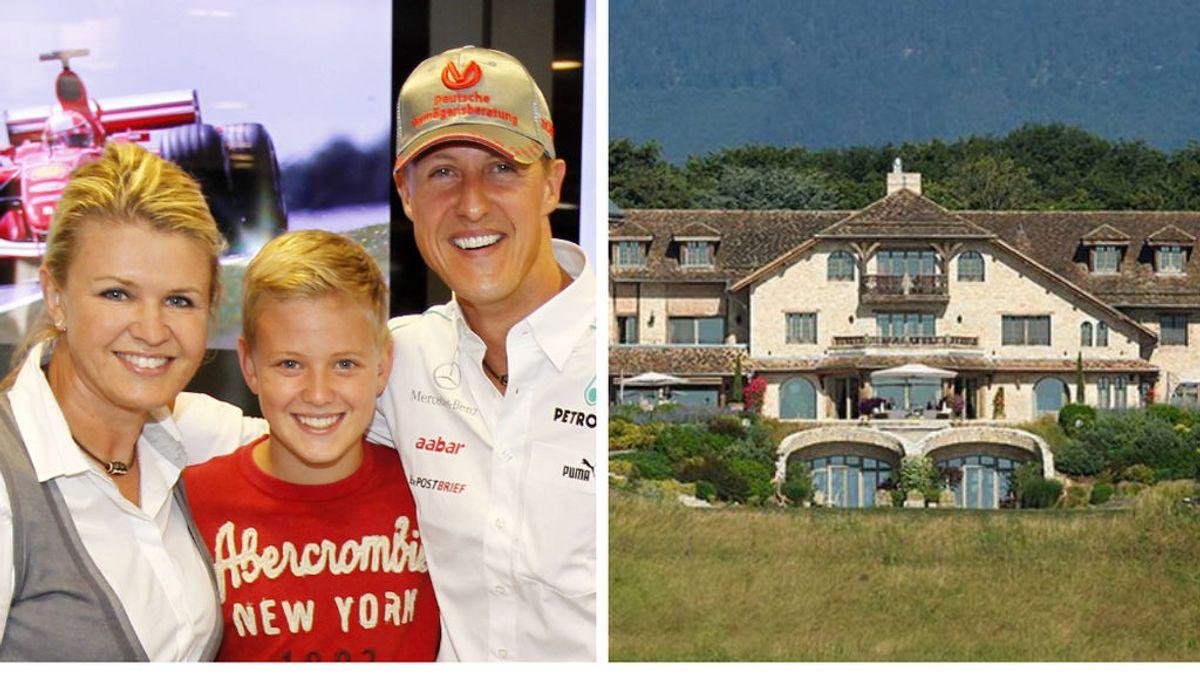 Los Schumacher ponen a la venta su mansión de 7 millones: vivirán en una casa de Florentino Pérez en Mallorca
