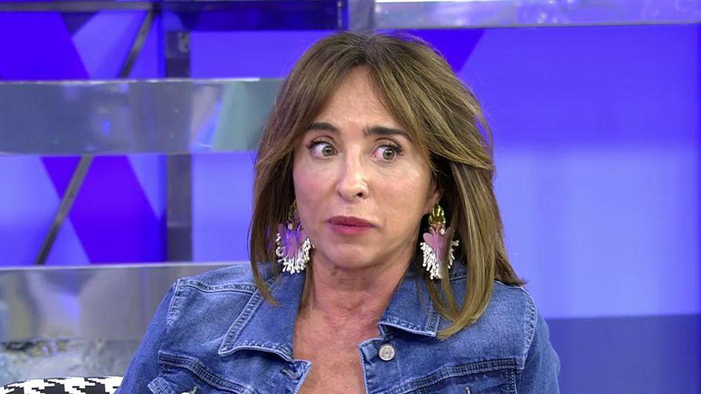 María Patiño cambia de opinión