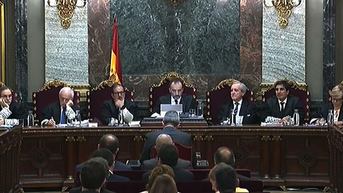 El Supremo dejará para finales de mayo su informe sobre los indultos del 'procés'