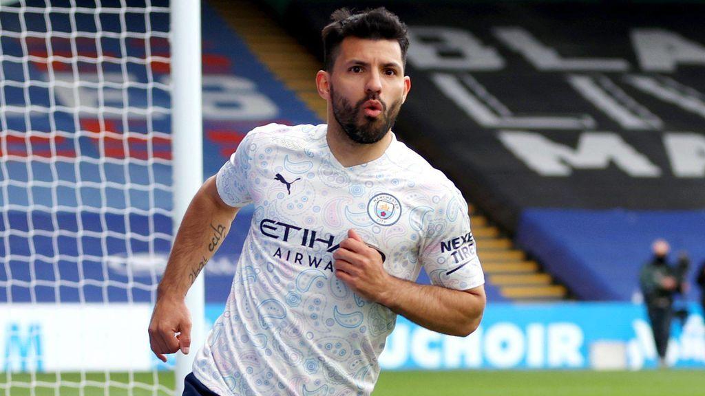 Agüero saldrá del Manchester City este verano.