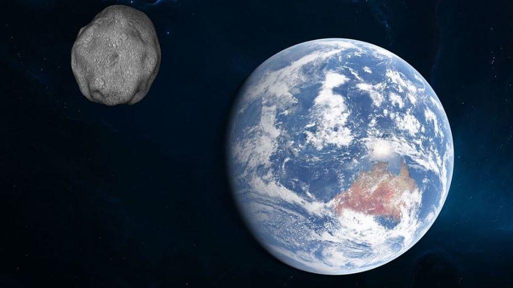¿Cuánto tiempo necesitaríamos para parar un asteroide capaz de destruir la Tierra?
