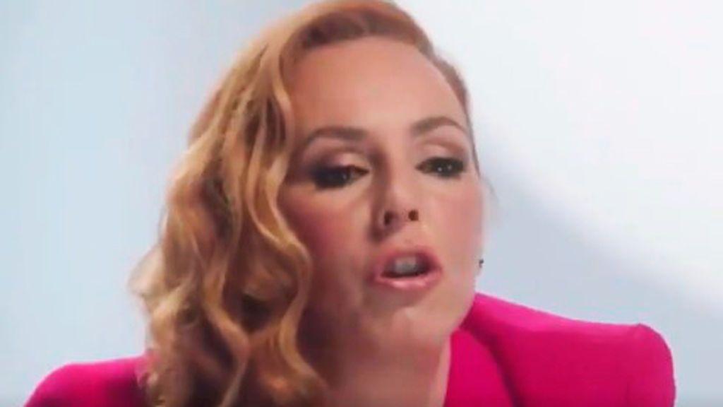"""""""No tiene coño"""": otra frase de Rocío Carrasco para la historia de la televisión"""
