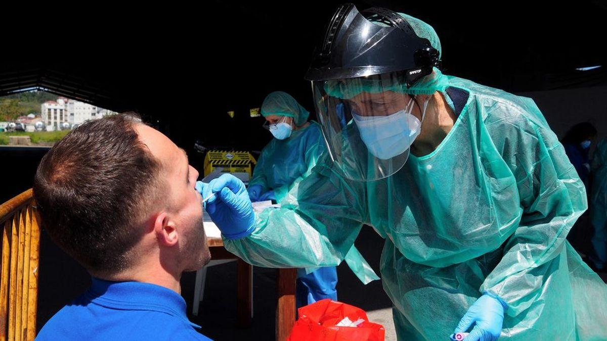 España baja a 73 muertos y los hospitalizados por covid disminuyen a 7.375