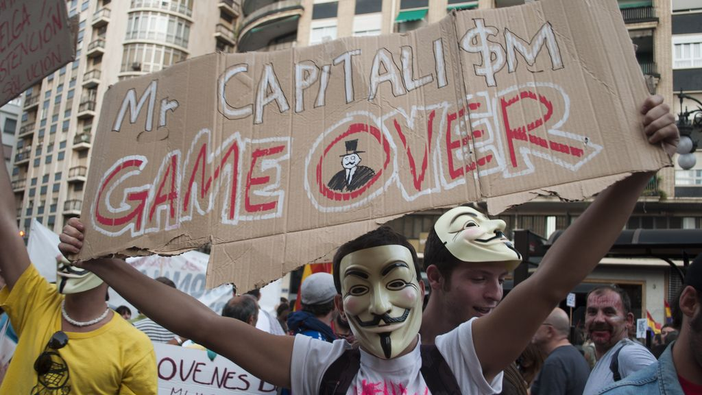 Aniversario del 15M: diez años del 'movimiento indignado'