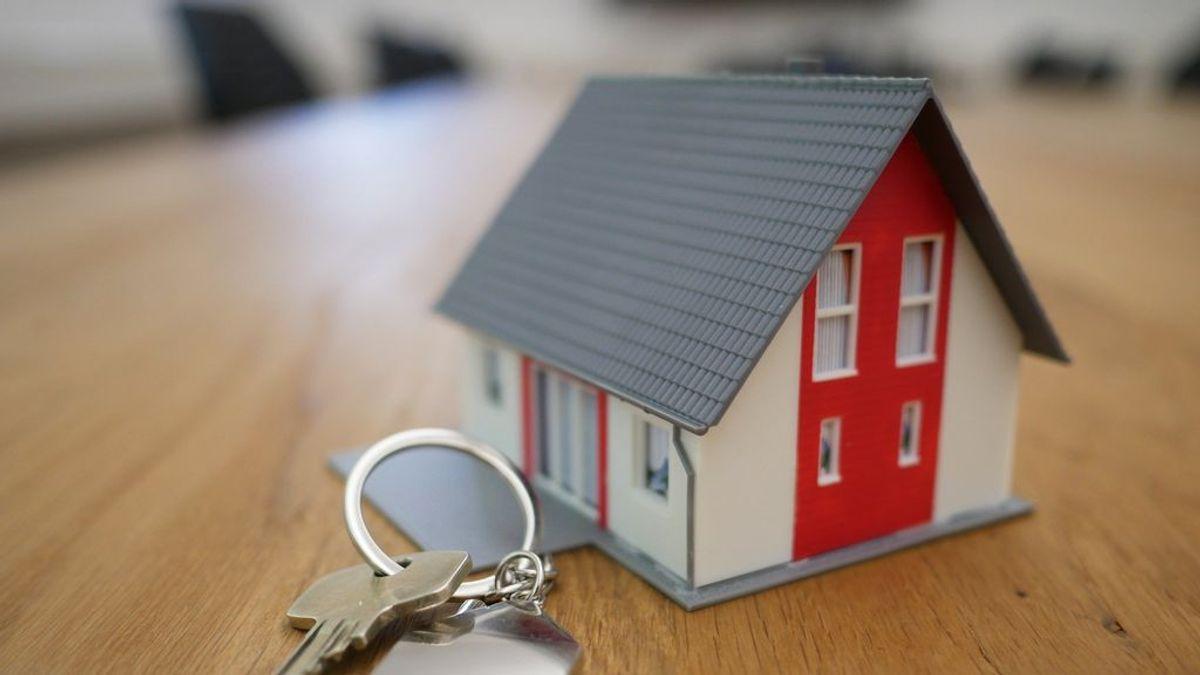 ¿Cuánto dinero debes pedir prestado al banco para comprar una casa?