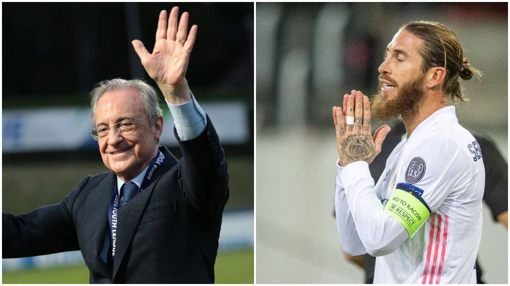 Sergio Ramos espera una última oferta del Real Madrid para renovar: el PSG se centra en convencerle con la ayuda de Neymar