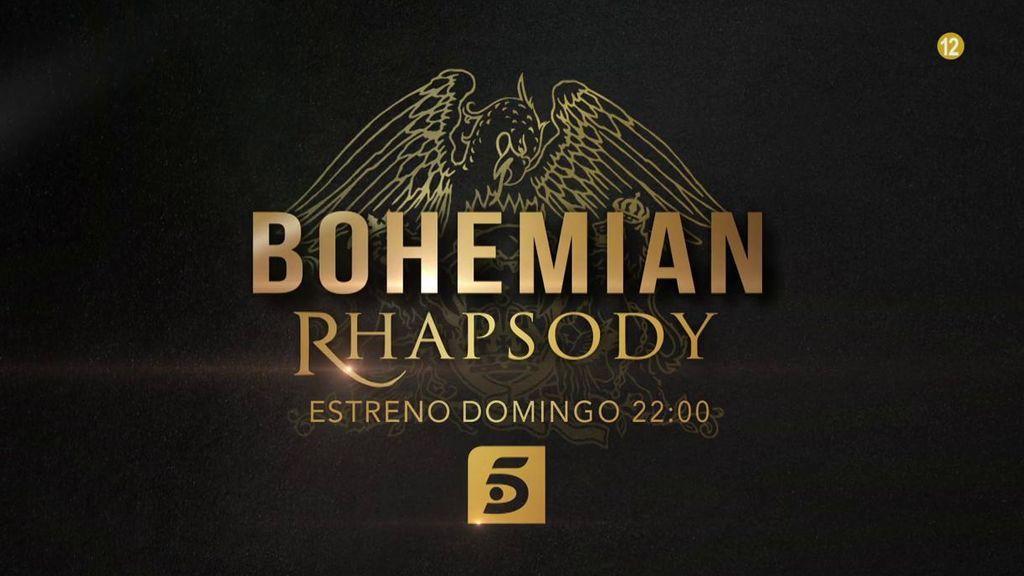 Bohemian Rhapsody, estreno este domingo a las 22.00 horas en Telecinco