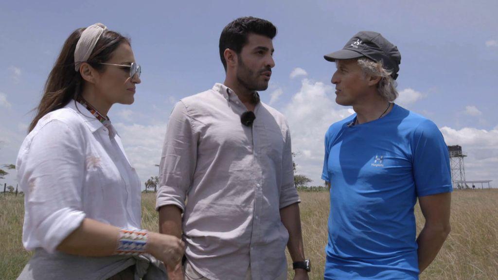 Paula Echevarría y Miguel Torres se sinceran con Jesús Calleja: ¿habrá boda?