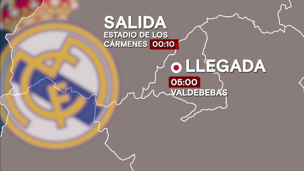 Los horarios de la Liga preocupan al Madrid: viaje de madrugada y partido el domingo ante el Athletic