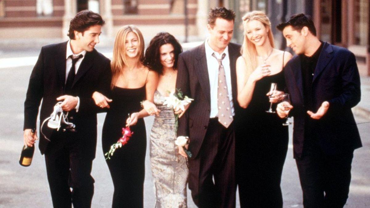 El especial de 'Friends' no podrá verse en España hasta finales de año