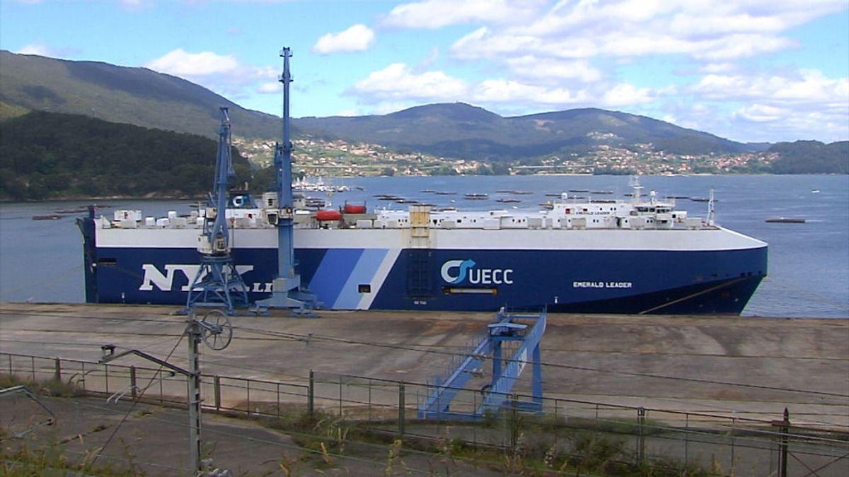 Se confirma la variante india en el brote del segundo barco confinado en Vigo
