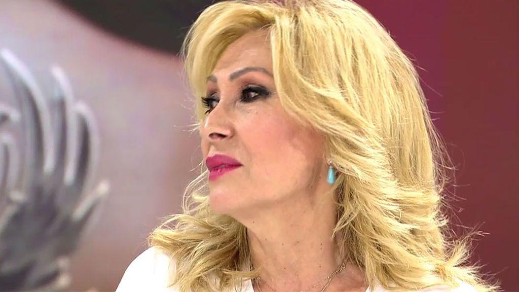 """Rosa Benito aclara por qué no fue a la boda de Rocío Carrasco: """"No fue por el balcón"""""""