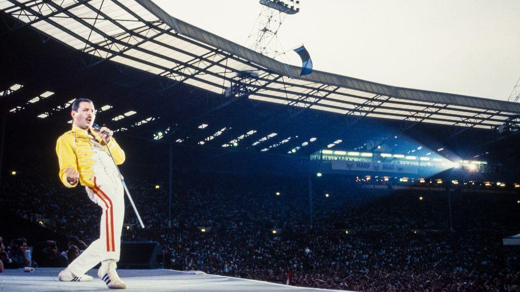 Las actuaciones más recordadas de Queen y Freddie Mercury