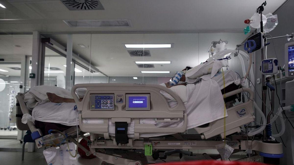 Madrid baja a 1.454 hospitalizados por covid, dato más bajo desde Nochebuena
