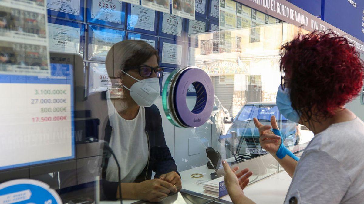 Un acertante de Primera Categoría de la Primitiva se lleva 1,5 millones de euros en Valencia