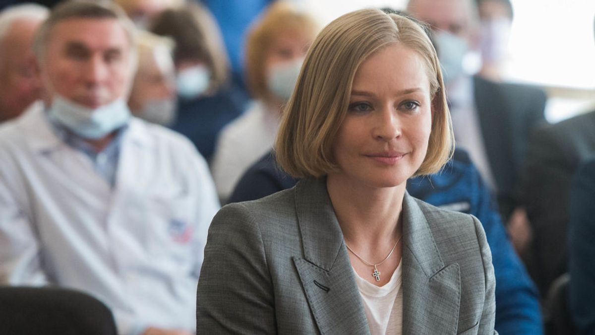 Rusia toma la delantera para rodar la primera película en el espacio y la actriz  Yulia Peresild será su protagonista