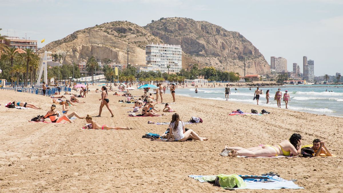 Ola de calor extrema para el fin de semana en Andalucía y Comunidad Valenciana
