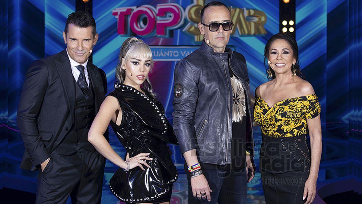 Top Star, programa 2
