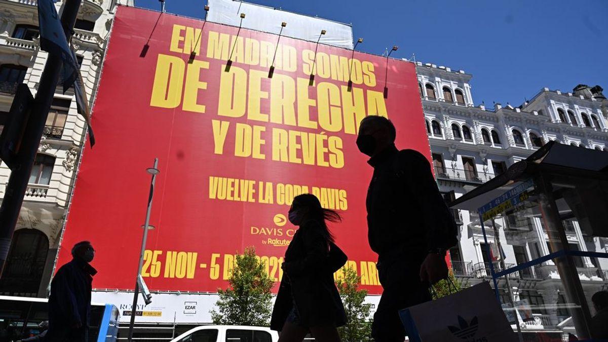 """""""De derecha y de revés"""", así es el Madrid de la Copa Davis"""