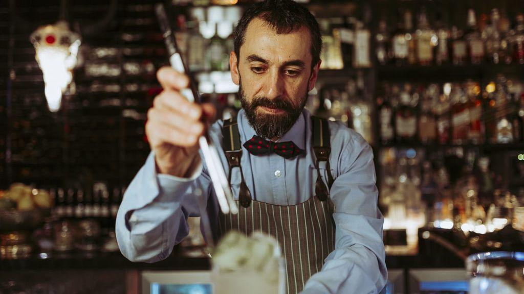 El gin-tonic pierde gas
