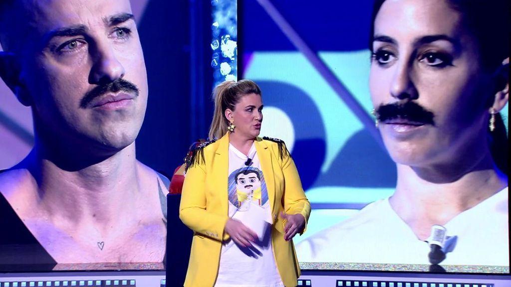 Nueva pelea de Anabel Pantoja y Rafa Mora