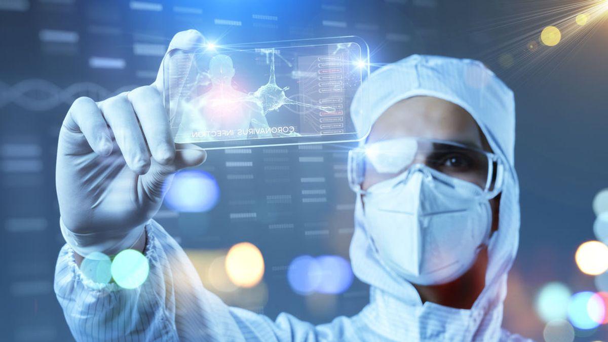 Un oso de peluche y células fluorescentes verdes: ¿A quién debemos la vacuna de ARN?