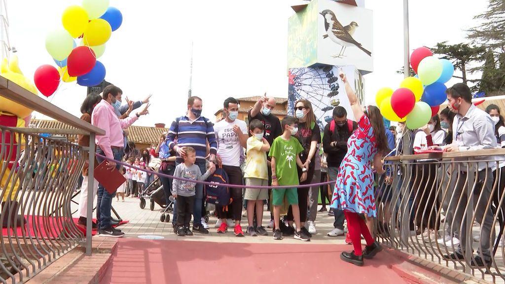 El Tibidabo reabre sus puertas este 2021