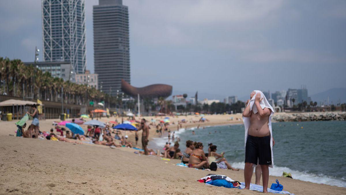 """La Generalitat prevé que en julio vuelva a Cataluña """"una cantidad importante"""" de turistas extranjeros"""