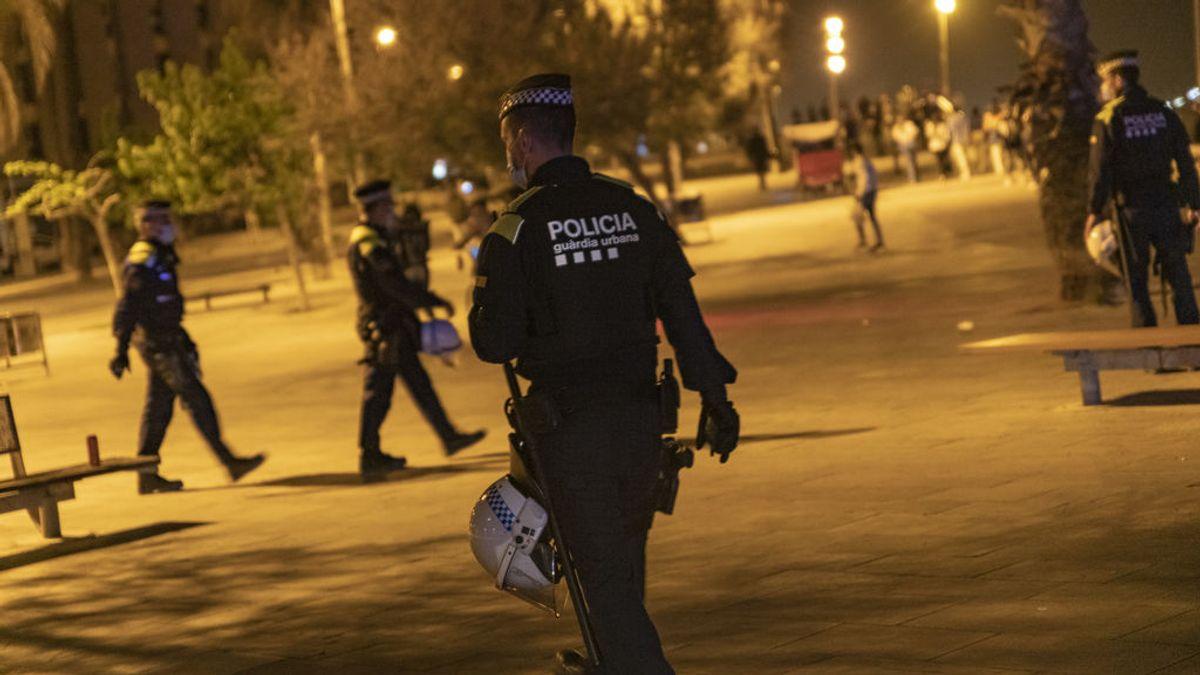 Pocos incidentes y aglomeraciones en la primera noche de viernes sin toque de queda