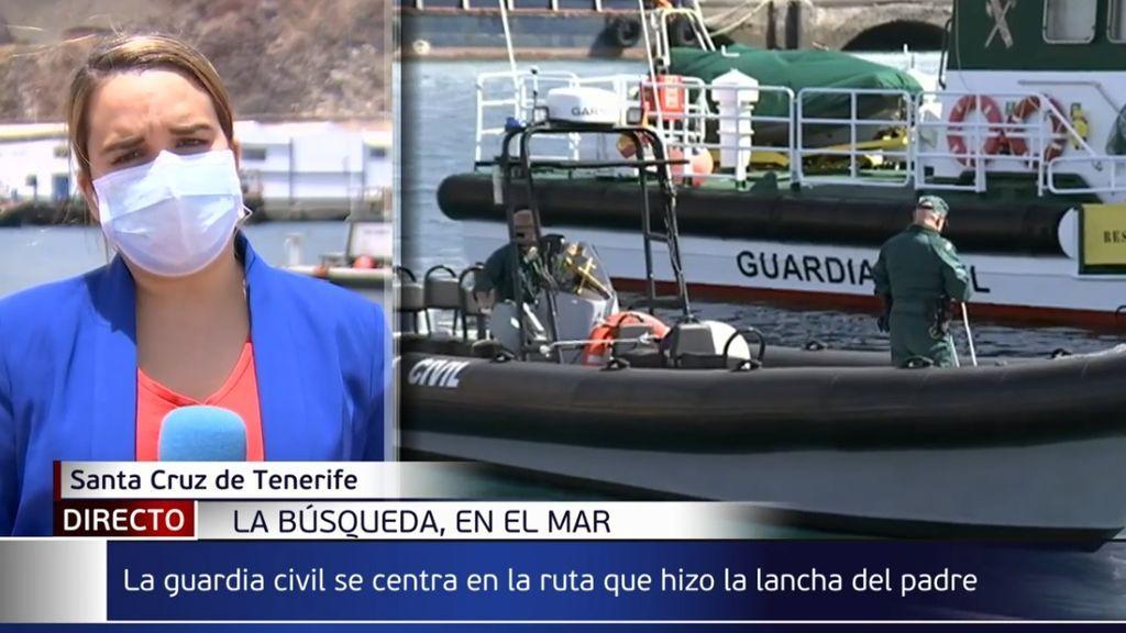 Ningún barco pudo dar cobertura a Tomás Gimeno la noche de la desaparición de las pequeñas Anna y Olivia