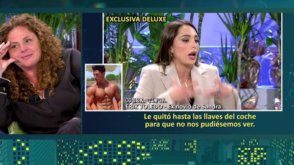 Un ex de Sandra Pica la acusa a ella y a su madre de montajistas