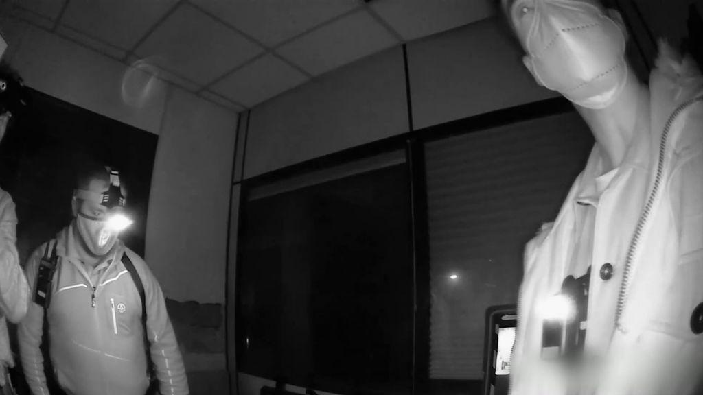 """El equipo de 'Cuarto milenio' vive una experiencia paranormal en el Palacio de Justicia de Vitoria: """"Se escucha un alarido terrorífico"""""""