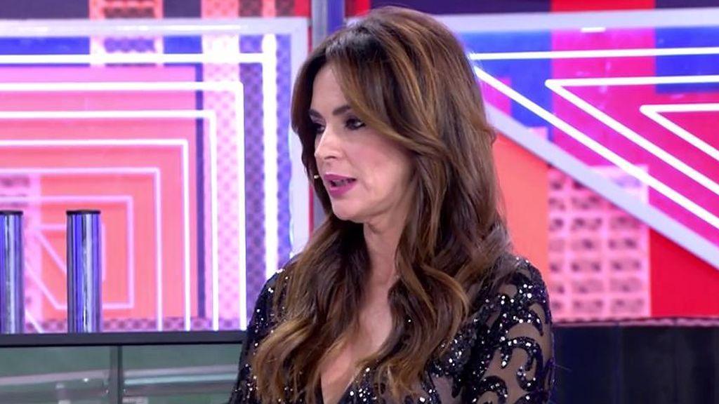 Las mentiras de Olga Moreno en el 'Deluxe'